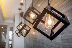 L'éclairage de l'intérieur d'une maison