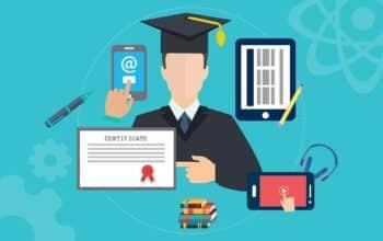élève formation en ligne