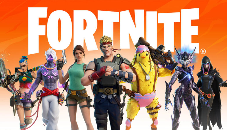 Fortnite personnages