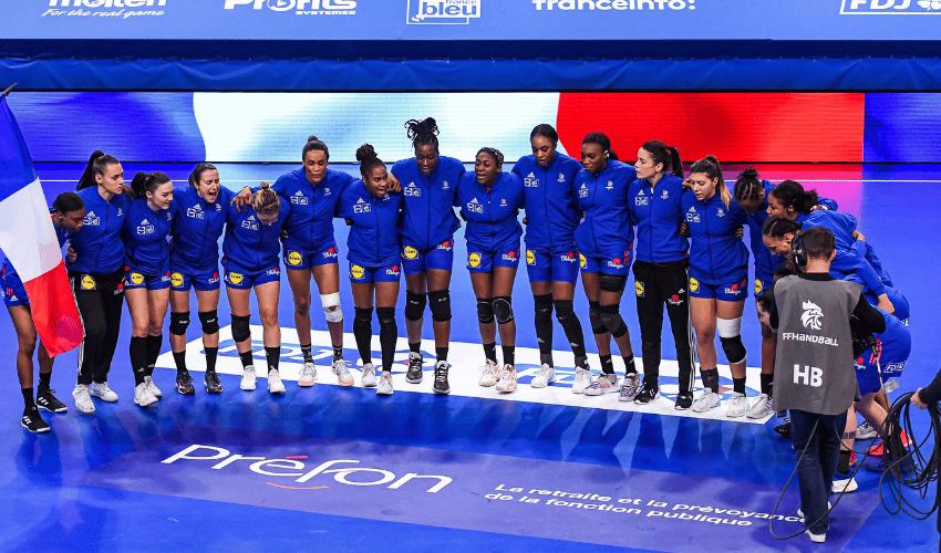 Handball France féminine