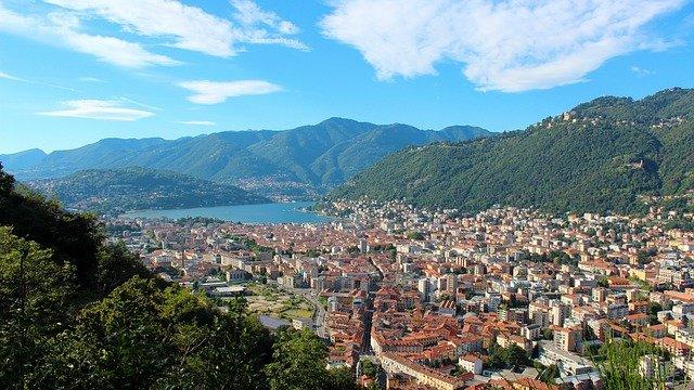 les lacs en italie