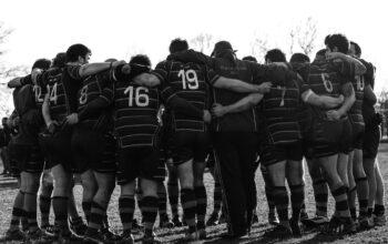 Rugby copain équipe