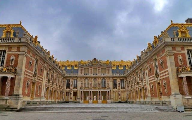 Le château de Versailles à Paris