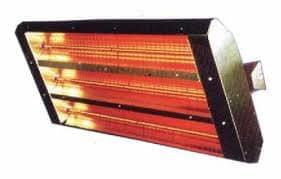 Des chauffages électriques infrarouges