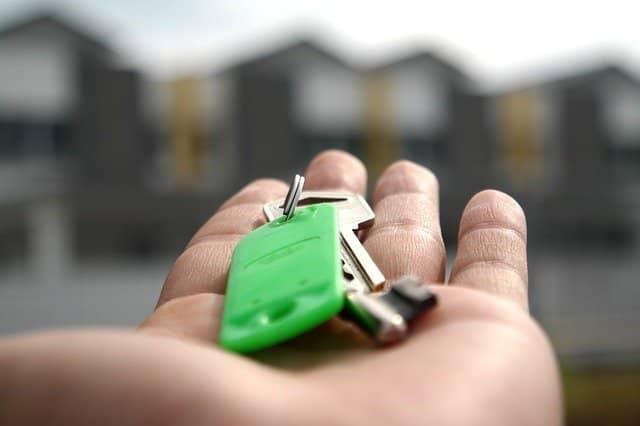 clé agence immobilière