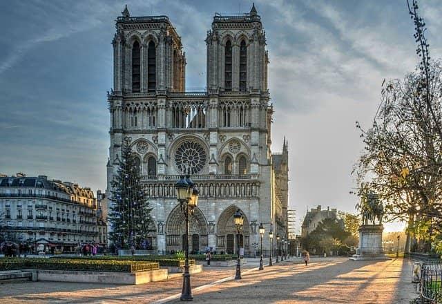 La cathédrale de Notre-Dame de Paris
