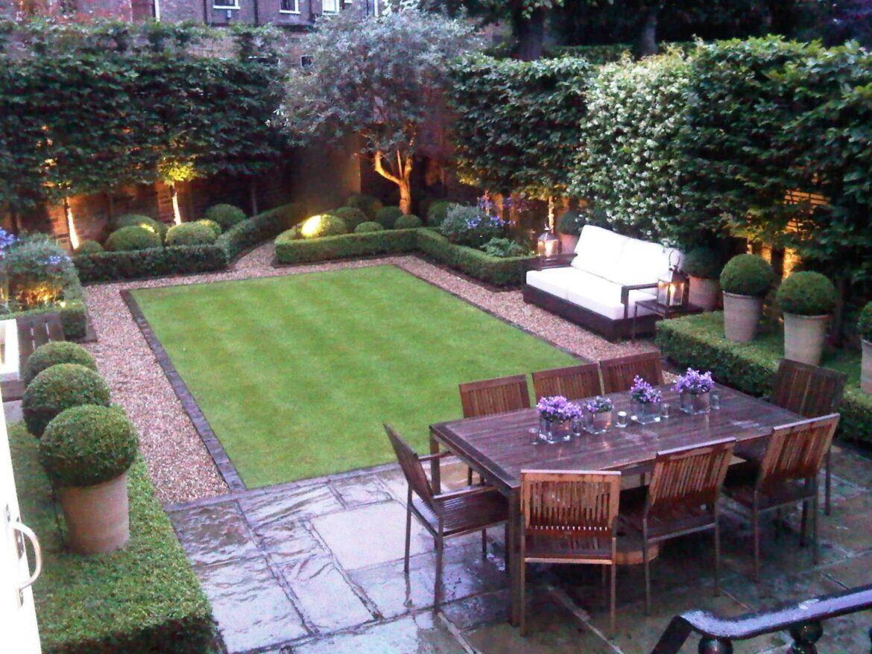 Comment décorer un petit jardin? Des idées pour du bricolage