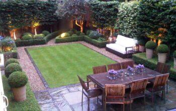 Comment décorer un petit jardin?