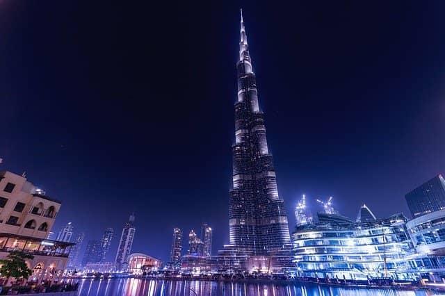 Monter au Burj Khalifa