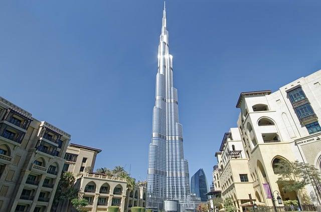 8 bonnes raisons de voyager à Dubaï, destination à la mode!