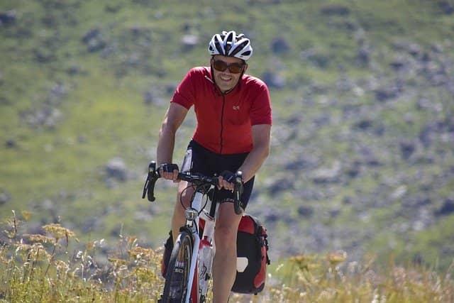 Toujours porter les bons équipements lorsque vous faites du vélo