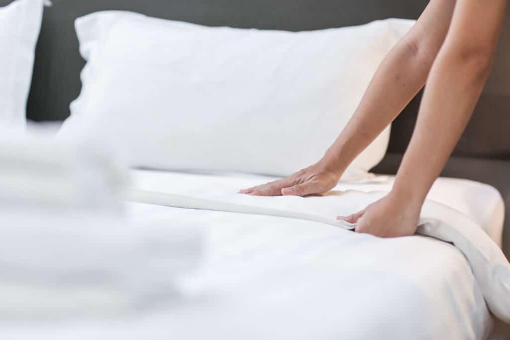 Un bon linge de lit pour une bonne qualité de sommeil